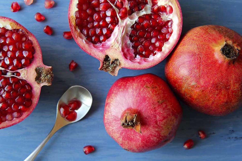 Fruits et légumes: cet automne, faites le plein de pommes grenades.