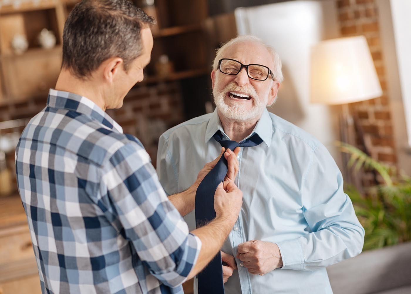 Demandez à vos grands-parents quels emplois ils ont occupés au cours de leur vie.