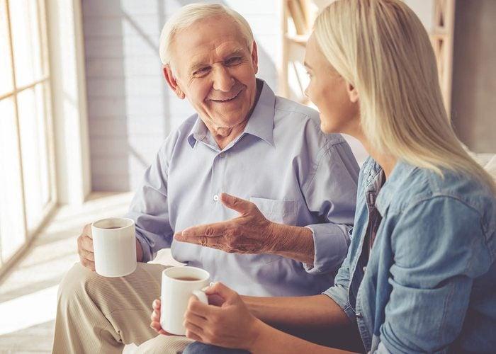Demandez à vos grands-parents quels principes leurs ont été transmis.