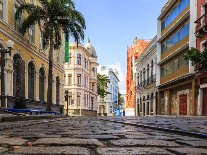 L'heure du dîner au Brésil est souvent précédée d'une réunion à l'extérieur du bureau.