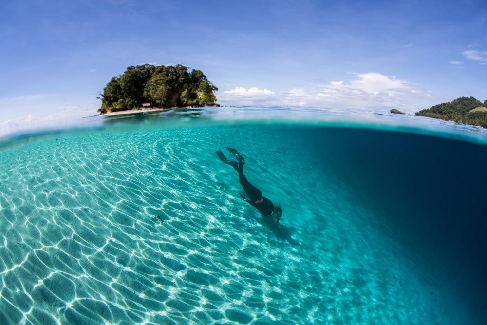 Les îles Salomon font parties des îles qui disparaîtront d'ici 80 ans.