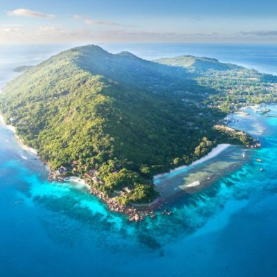 Les Seychelles font parties des îles qui disparaîtront d'ici 80 ans.