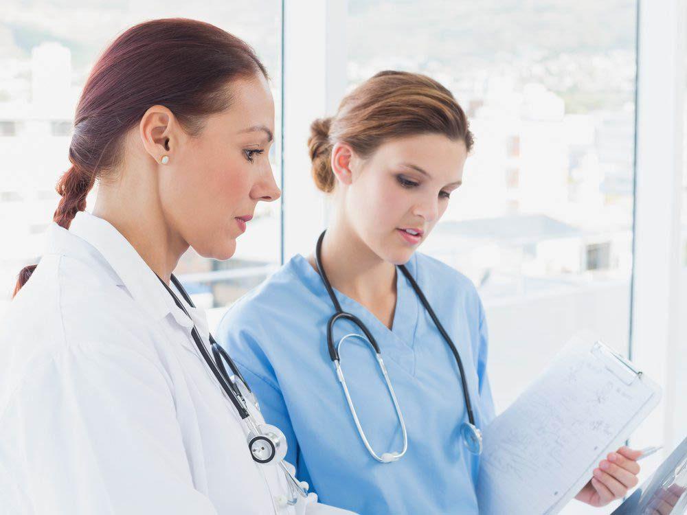Les infirmières ont peur des erreurs médicales.