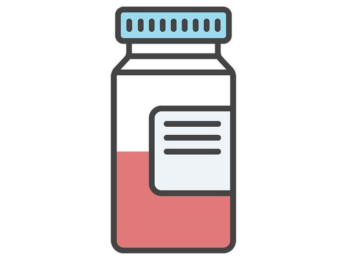 Oublier de prendre le médicament ou ne pas prendre au bon moment.