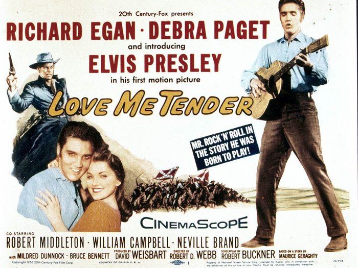 Le meurtre de Love Me Tender reste non élucidé.