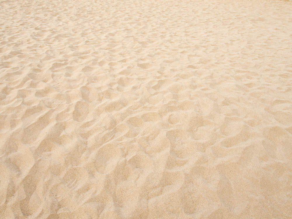 Parmi les objets volés les plus étranges, on retrouve du sable de plage.