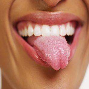 La langue est l'une des parties du corps que vous ne lavez pas assez.