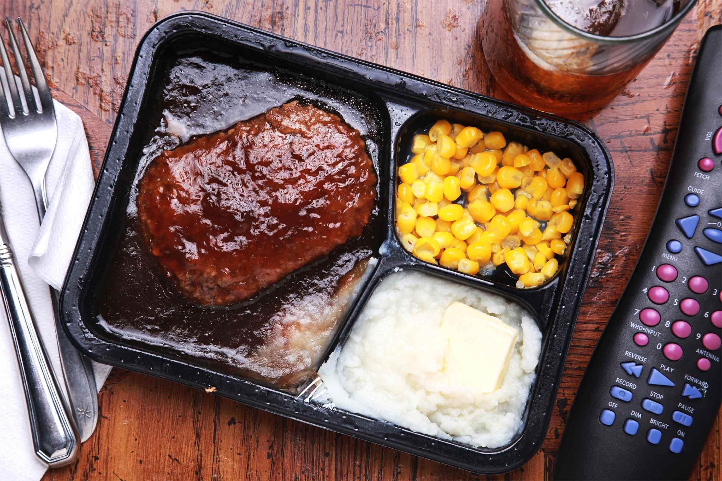 Pour la pause repas, pensez aux plats surgelés.