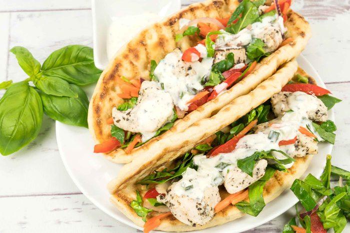 Pensez à préparer un lunch pour votre pause repas.