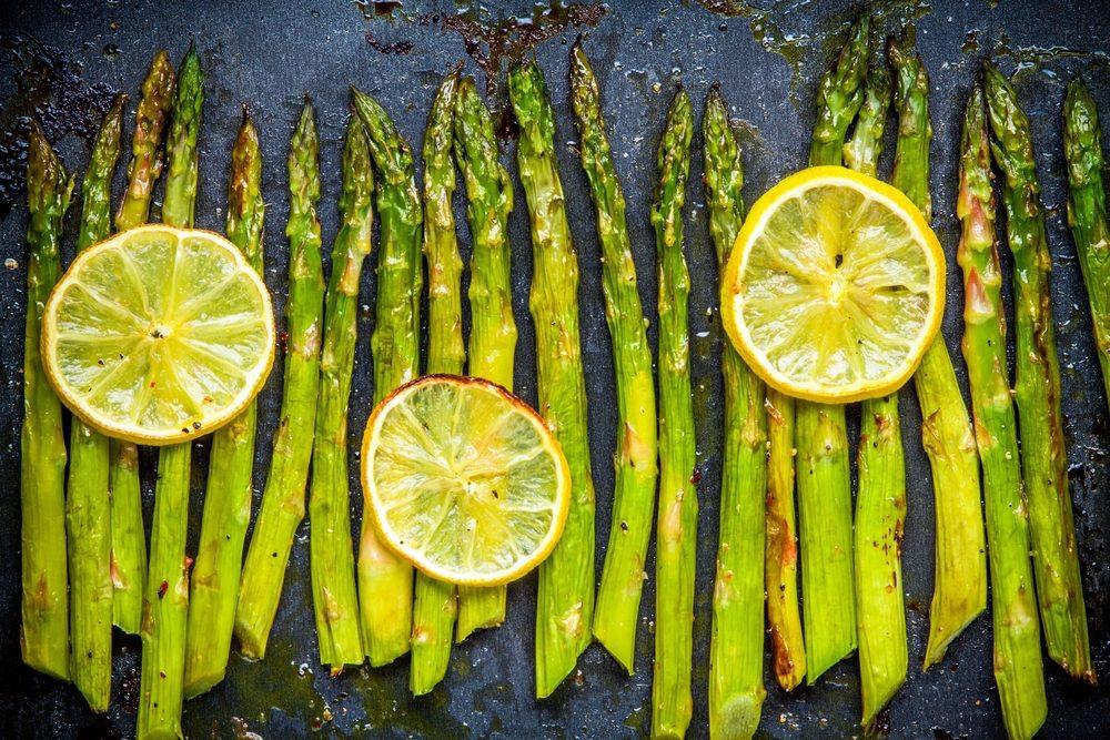 Pour une peau en santé, consommez des asperges.