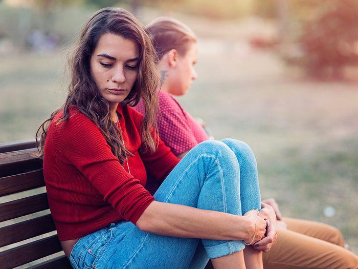 Après une rupture, ne demandez une deuxième chance.