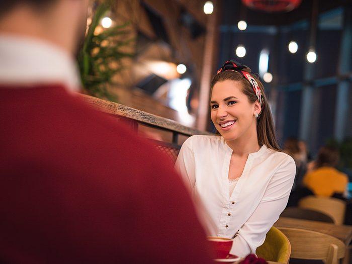 Ne sortez pas (et ne vous mariez pas!) avec la première personne que vous rencontrez après votre rupture.