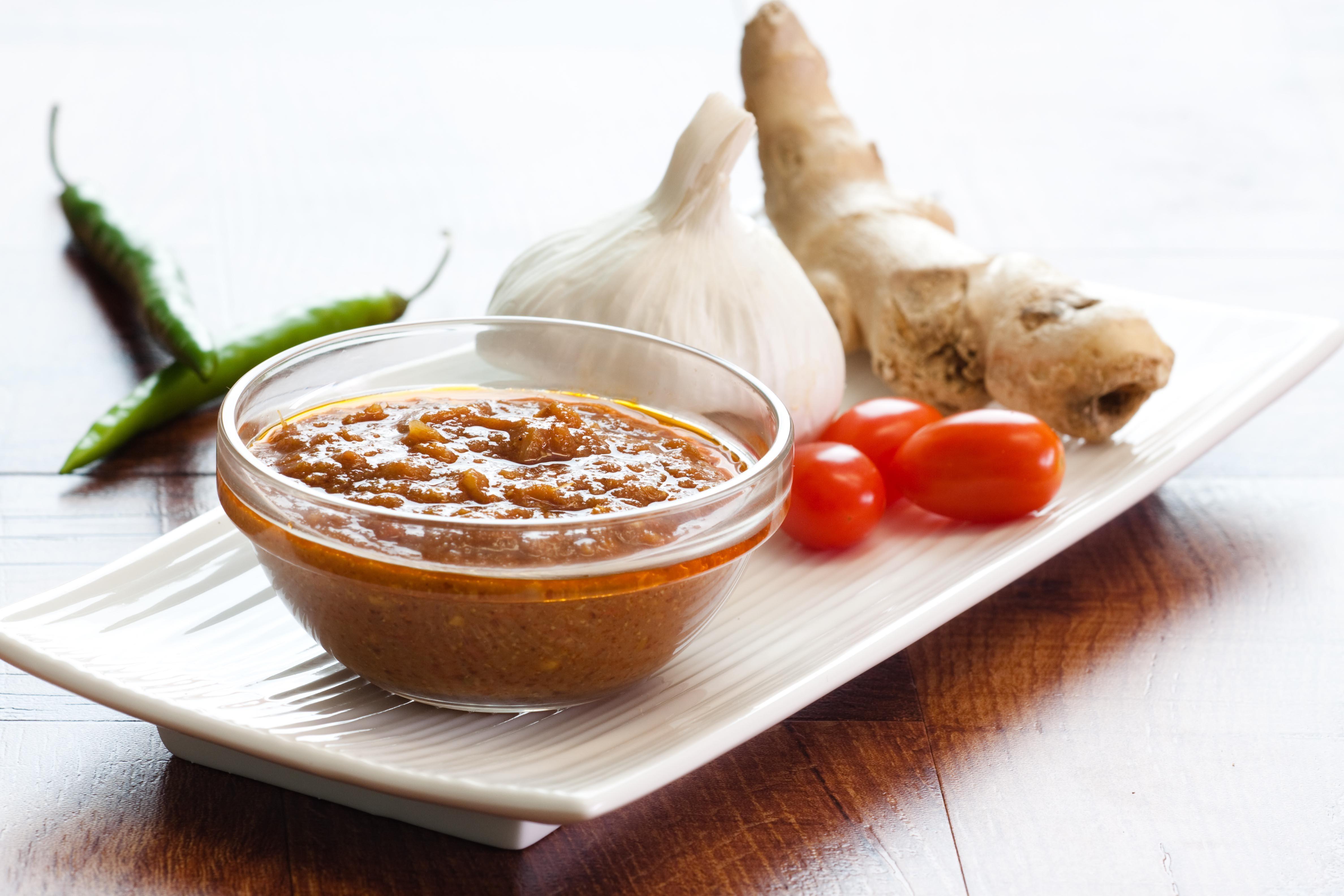 Parmi les meilleurs sauces et condiments, on retrouve la sauce rogan josh.