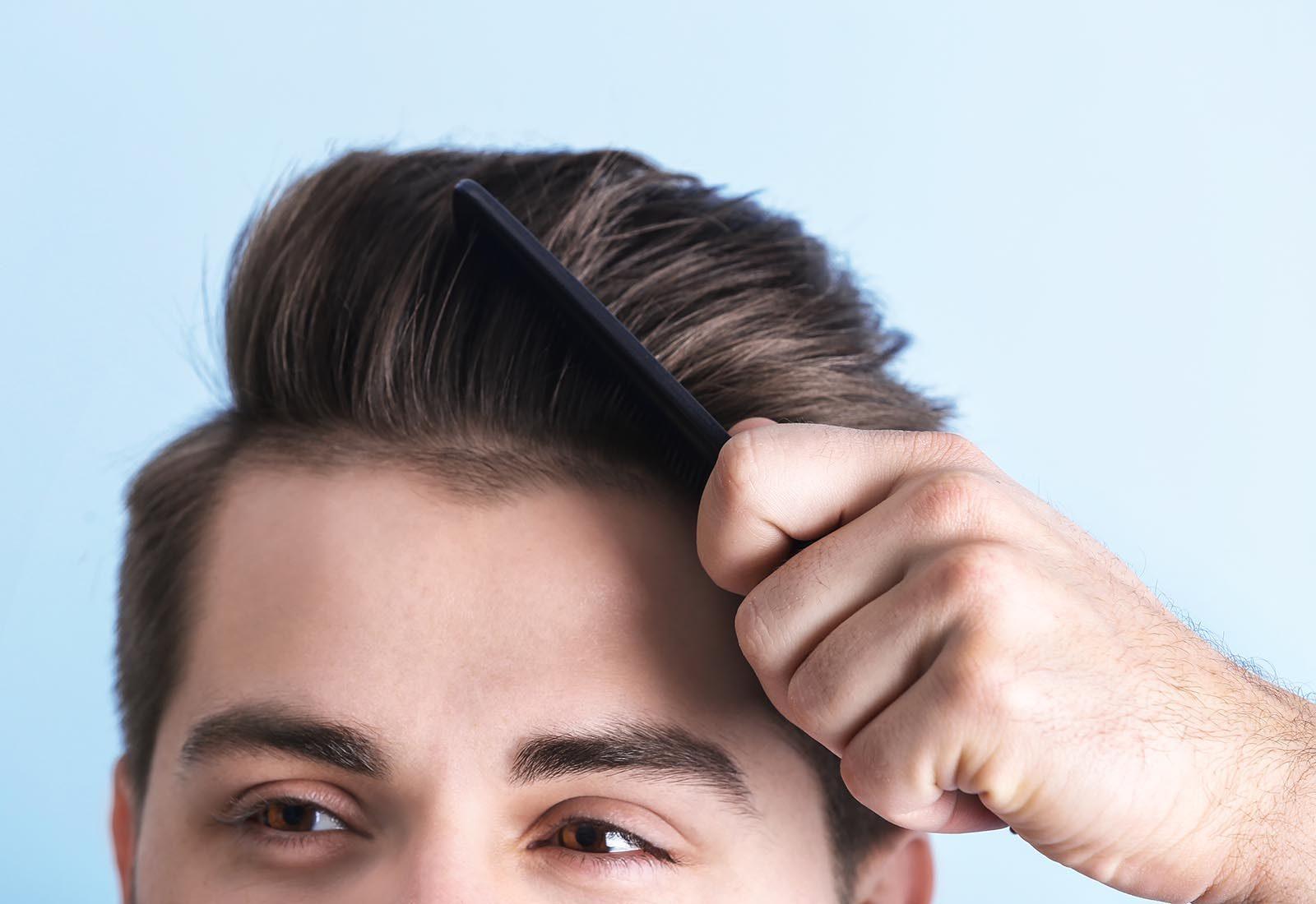 Le sel d'epsom est utile pour enlever les produis coiffant.