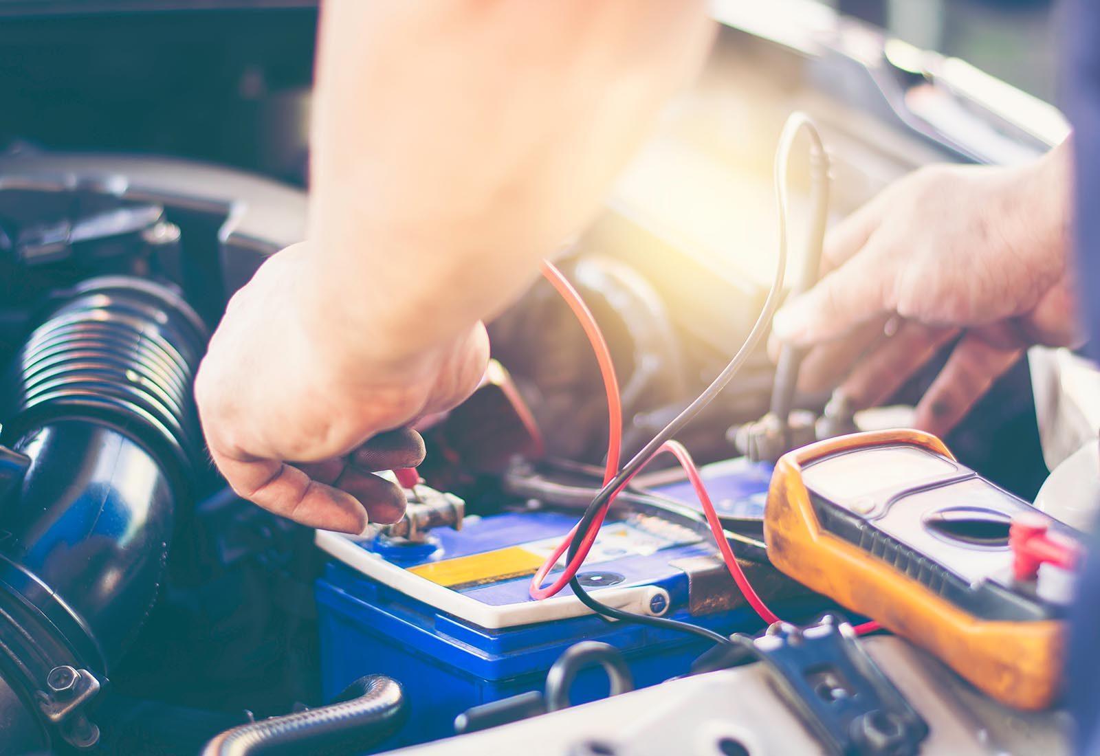 Le sel d'epsom est utile pour régénérer une batterie de voiture.