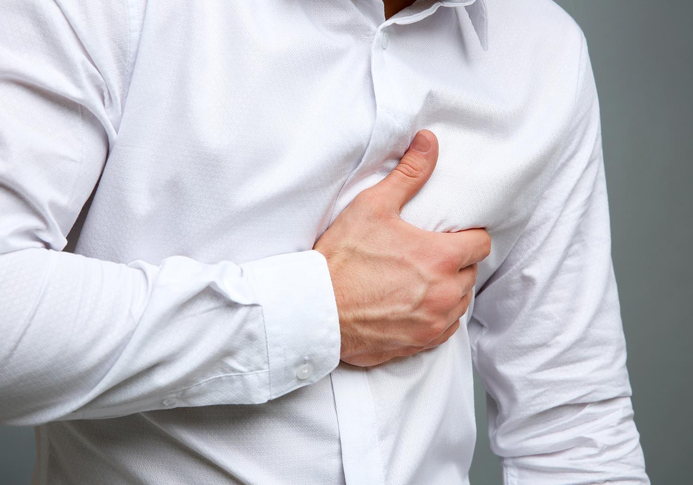 Le sel aggrave le risque de défaillance cardiaque.