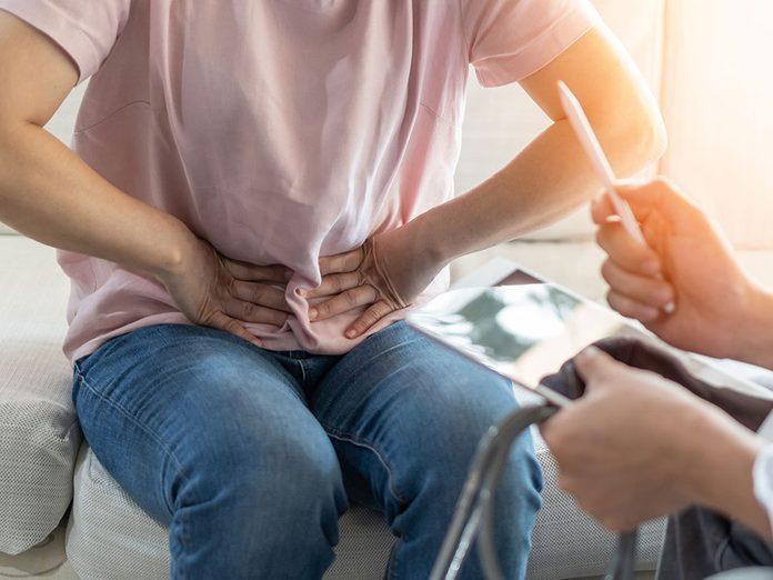 Sel et santé: de nombreux cancers de l'estomac pourraient être évités.