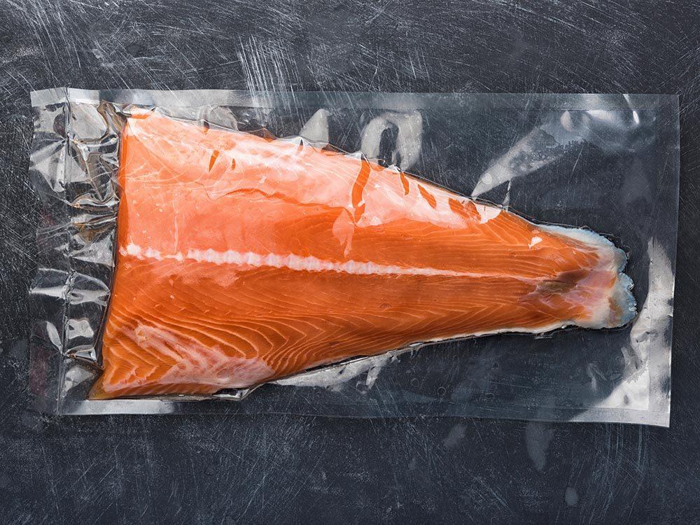 Les produits «sains» ne contiennent pas forcément moins de sel.