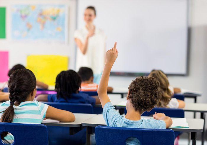 Souvenir d'école : Bilingue et demi