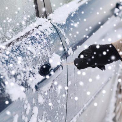 Préparez votre voiture pour l'hiver.