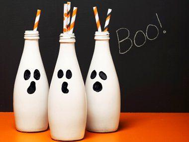 Des « Boo-teilles » pour Halloween