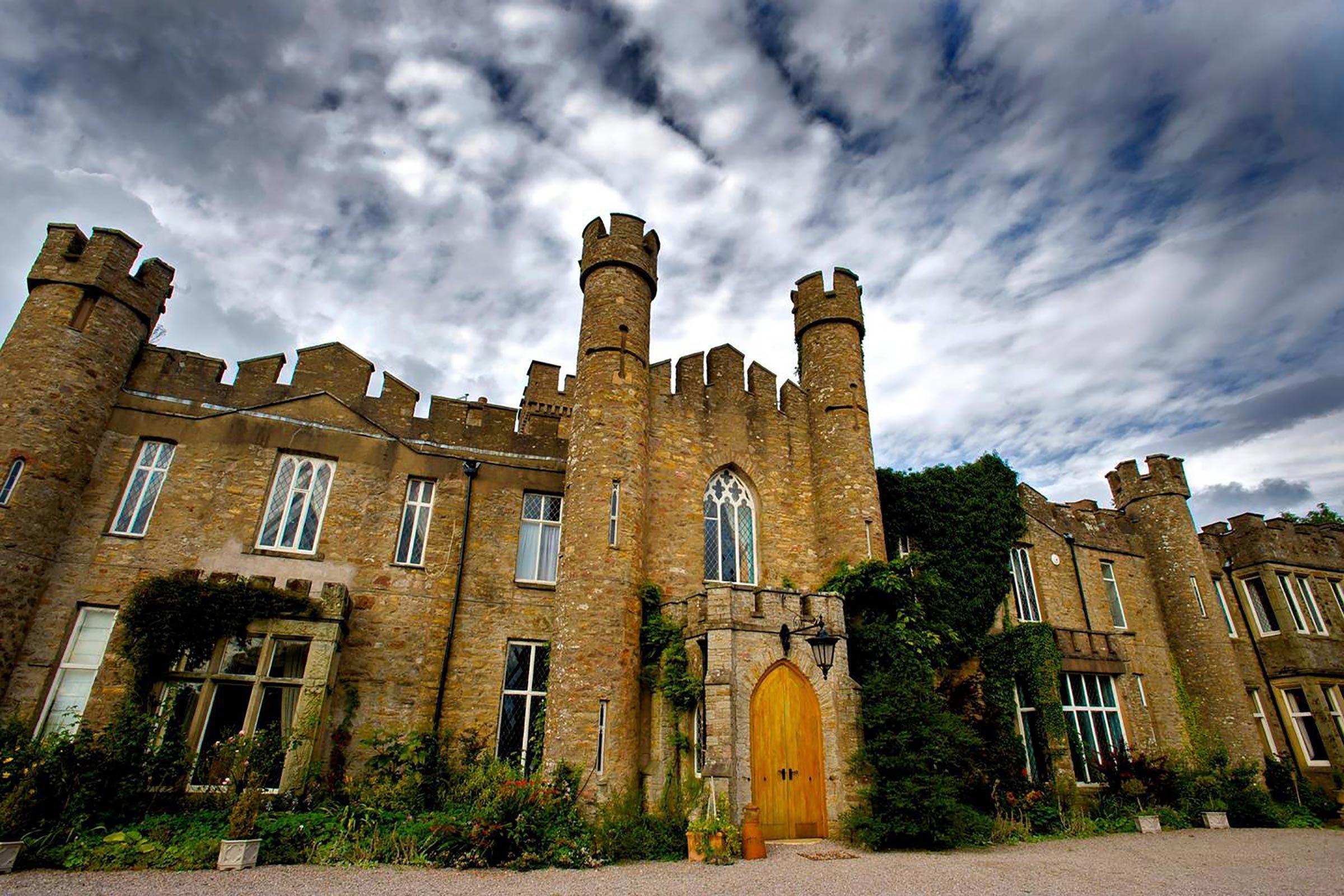 Destination historique : le château Cumbria, en Angleterre
