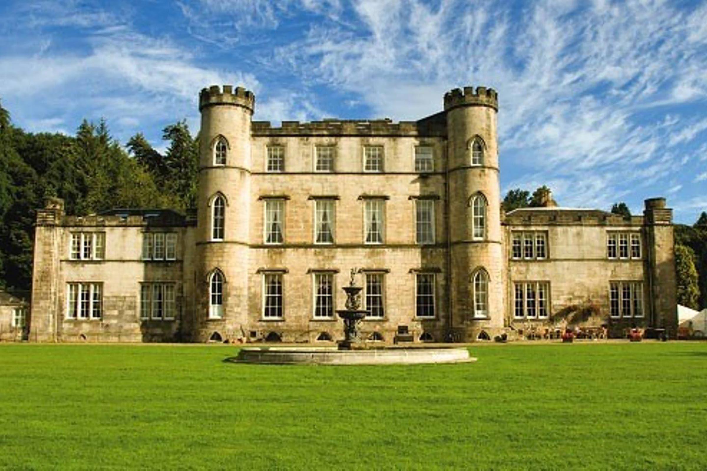 Destination l'Écosse au Château de Melville à Midlothian