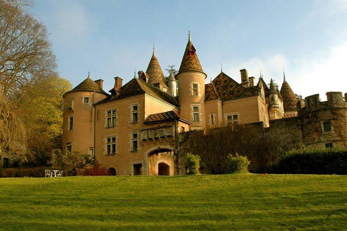 Destination la France : Suite St. Augustin à Burnand