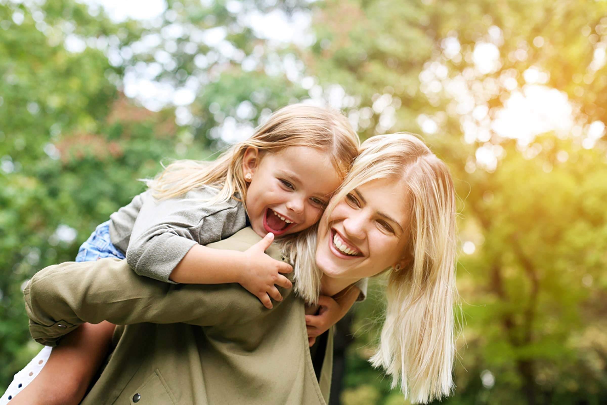 Famille monoparentale... C'est la maternité extrême