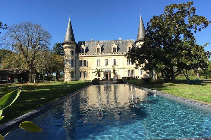 Destination château Bordeaux et vignoble à Saint-Sulpice-et-Cameyrac, France