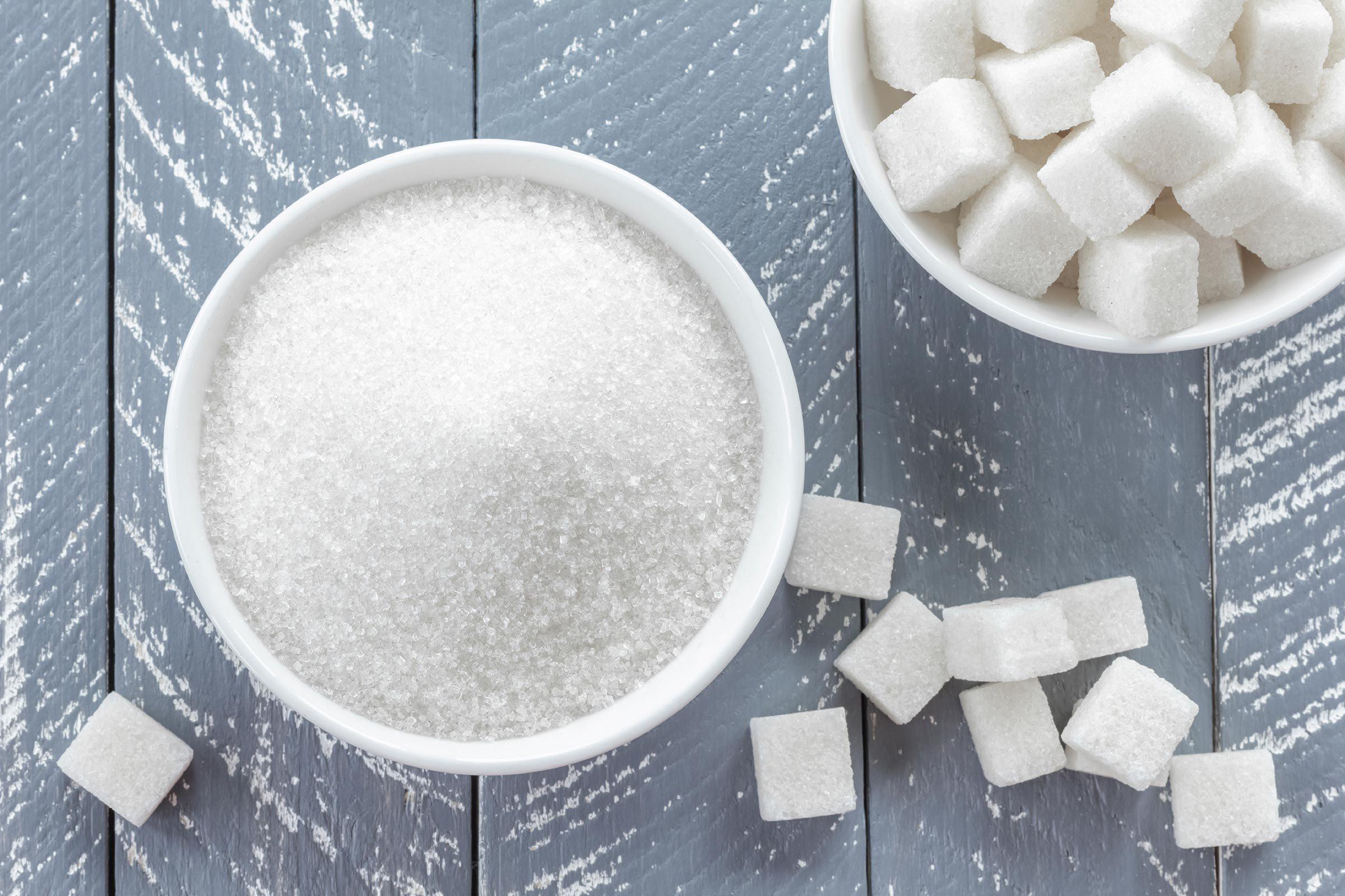 Pour une belle peau, coupez le sucre