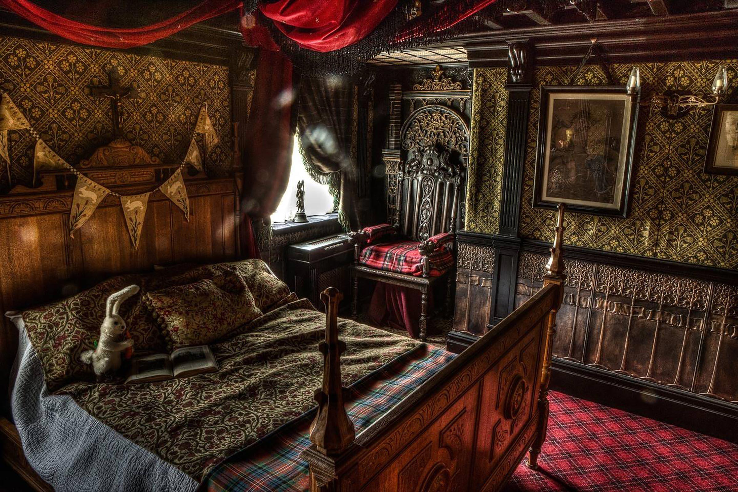Destinations hantées : Talliston Estate au Royaume-Uni