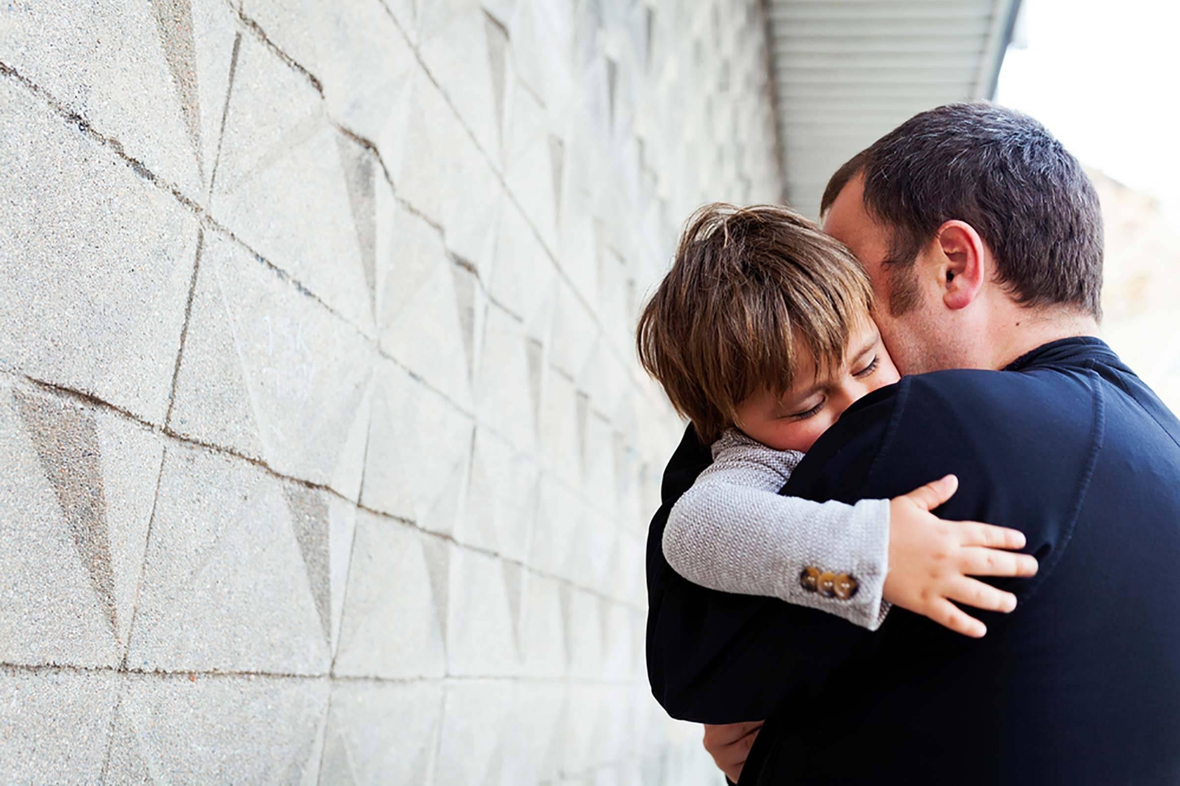 Famille monoparentale : Les pères célibataires ont des problèmes spécifiques