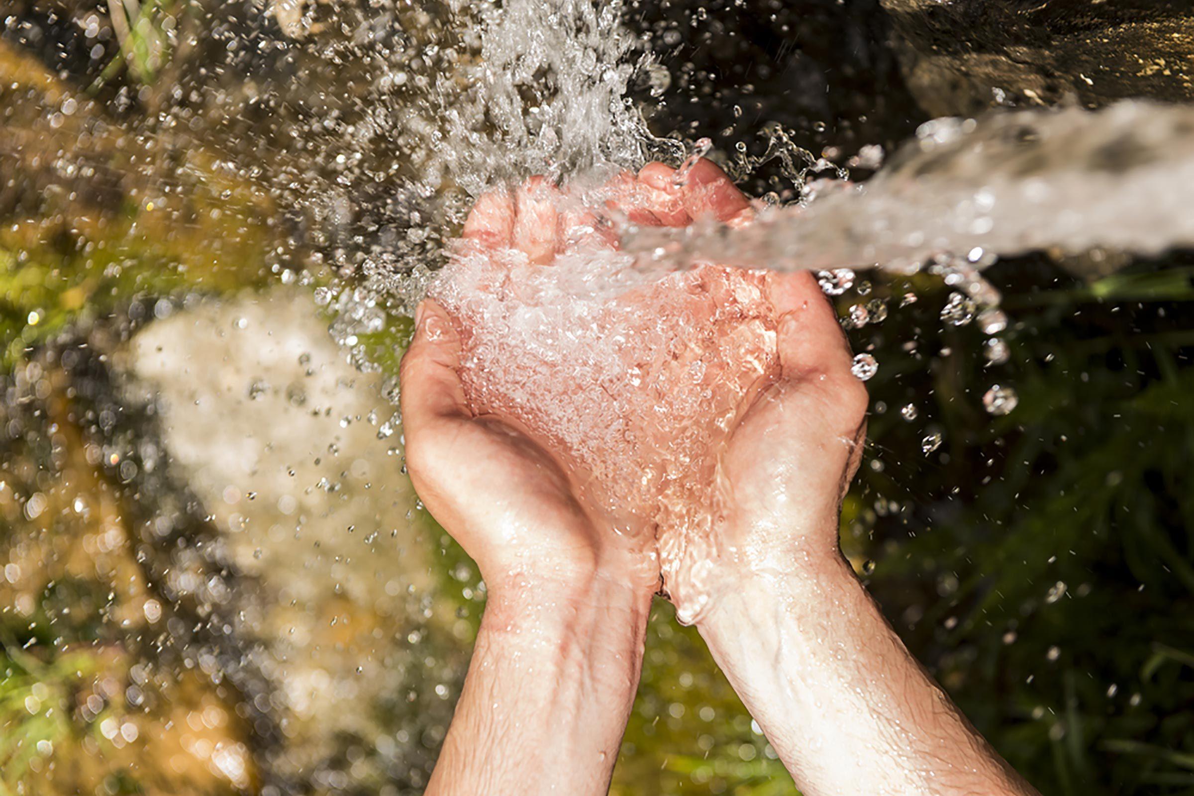 Boire plus d'eau, pour augmenter son espérance de vie