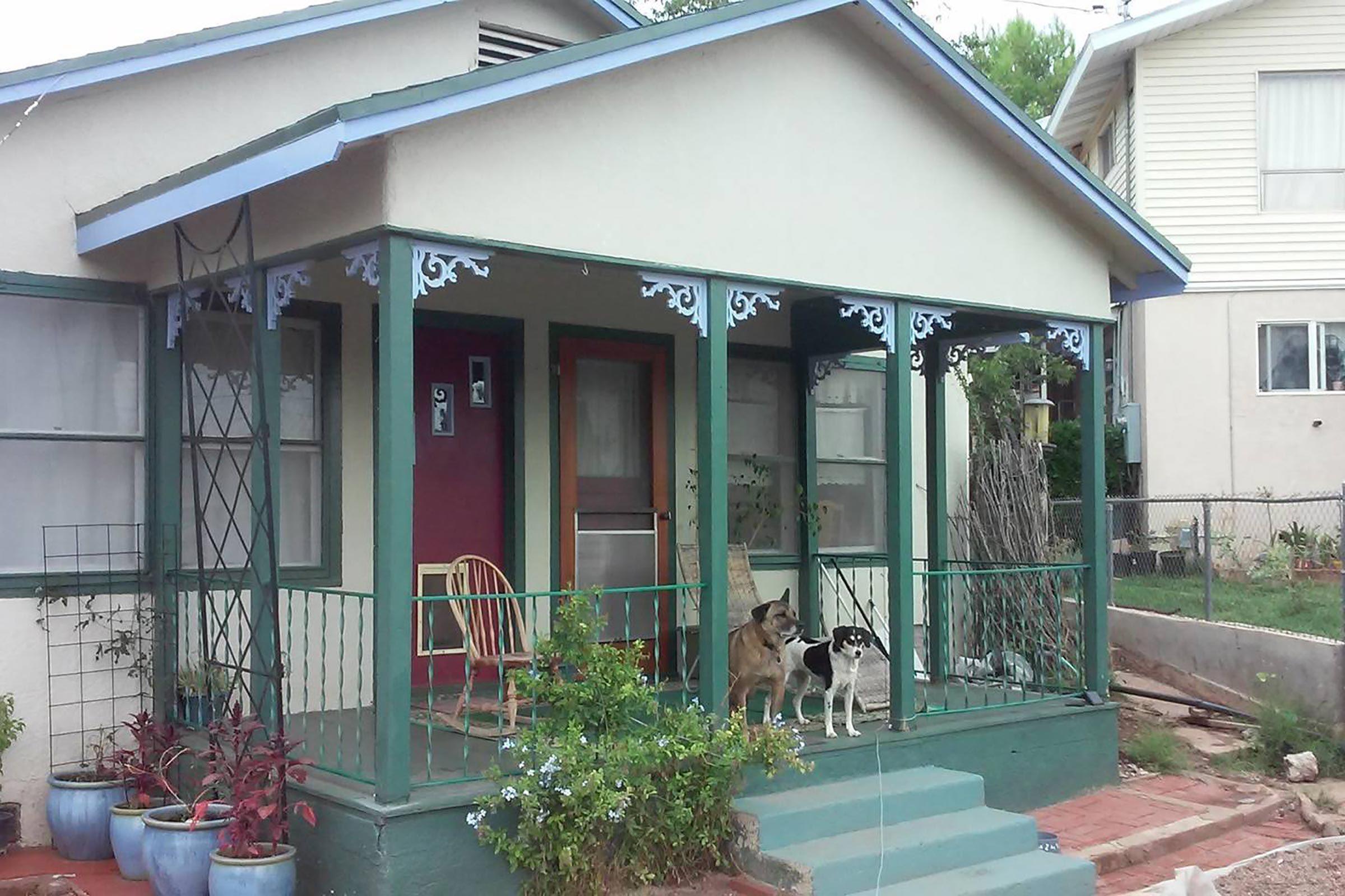 Destinations hantées: Une maison où les animaux sont bienvenus, à Bisbee, Arizona