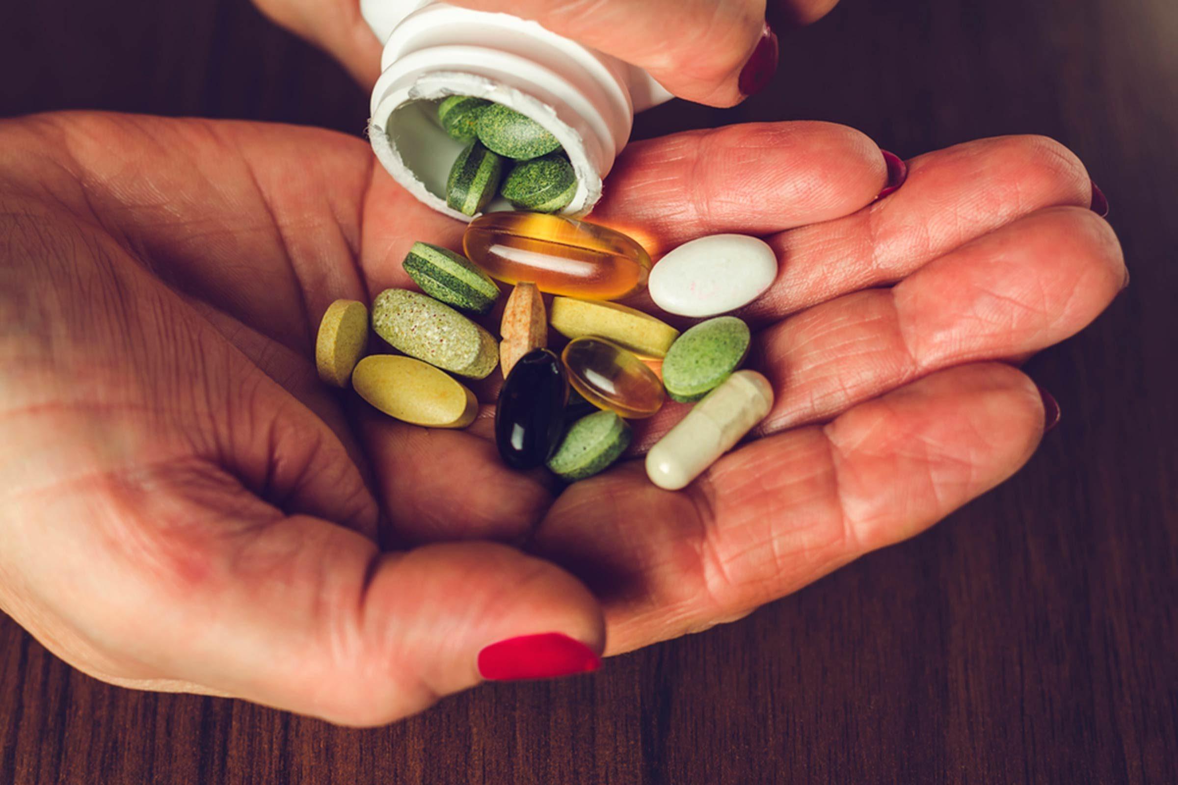 Prenez des suppléments nutritionnels, pour une belle peau