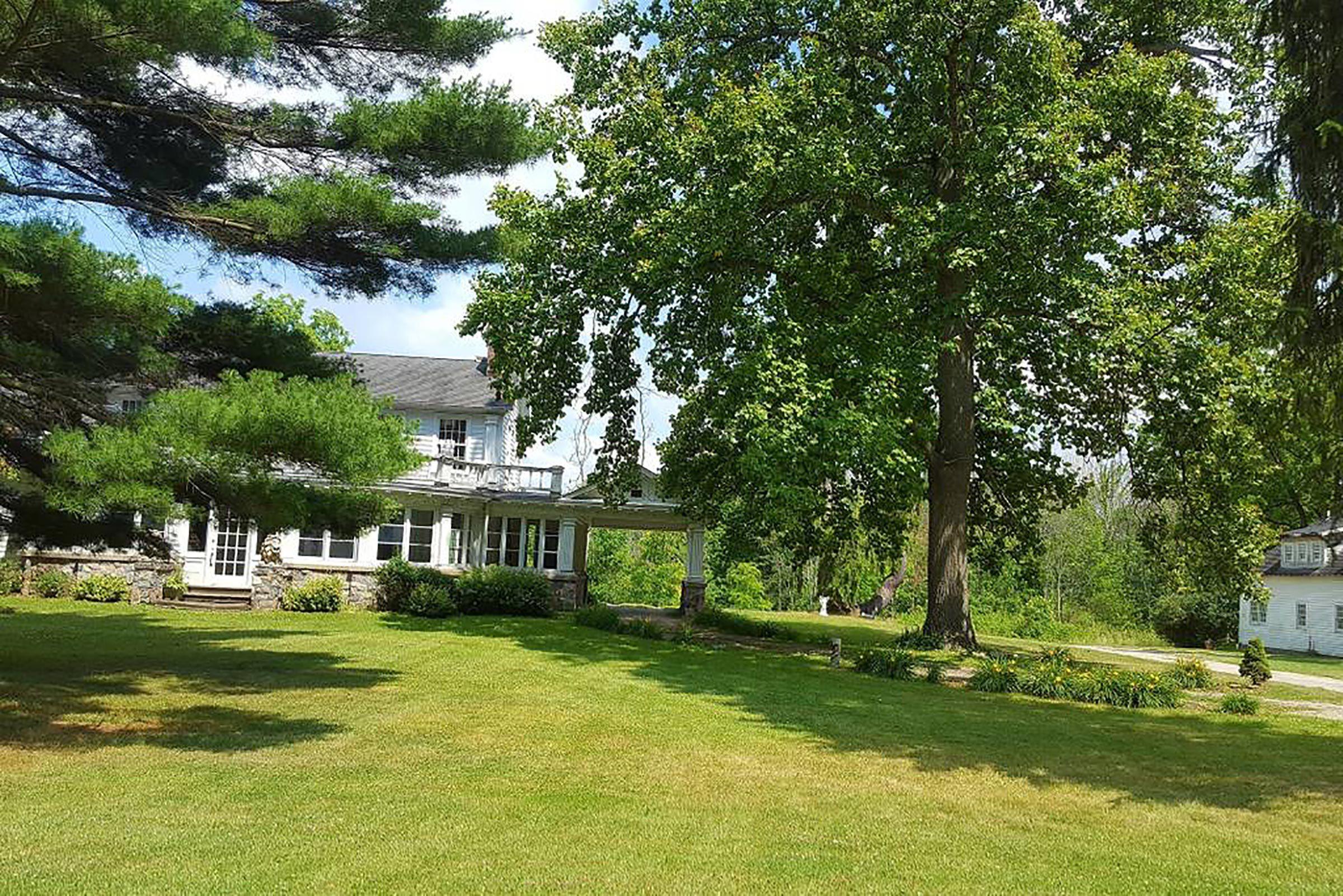 Destinations hantées : Le Manoir Farnam à Richfield, Ohio