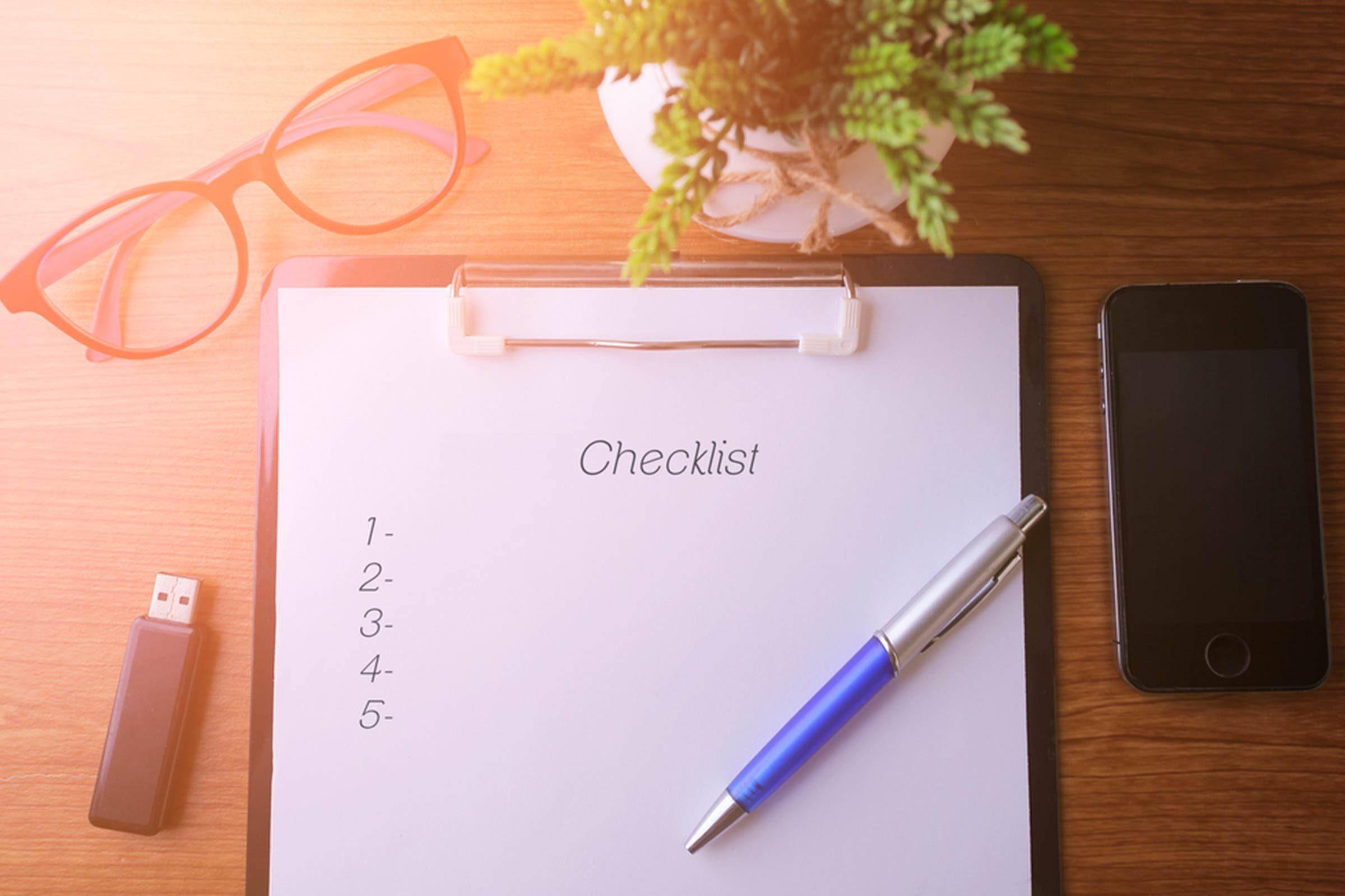 Évitez les listes et gagner en efficacité