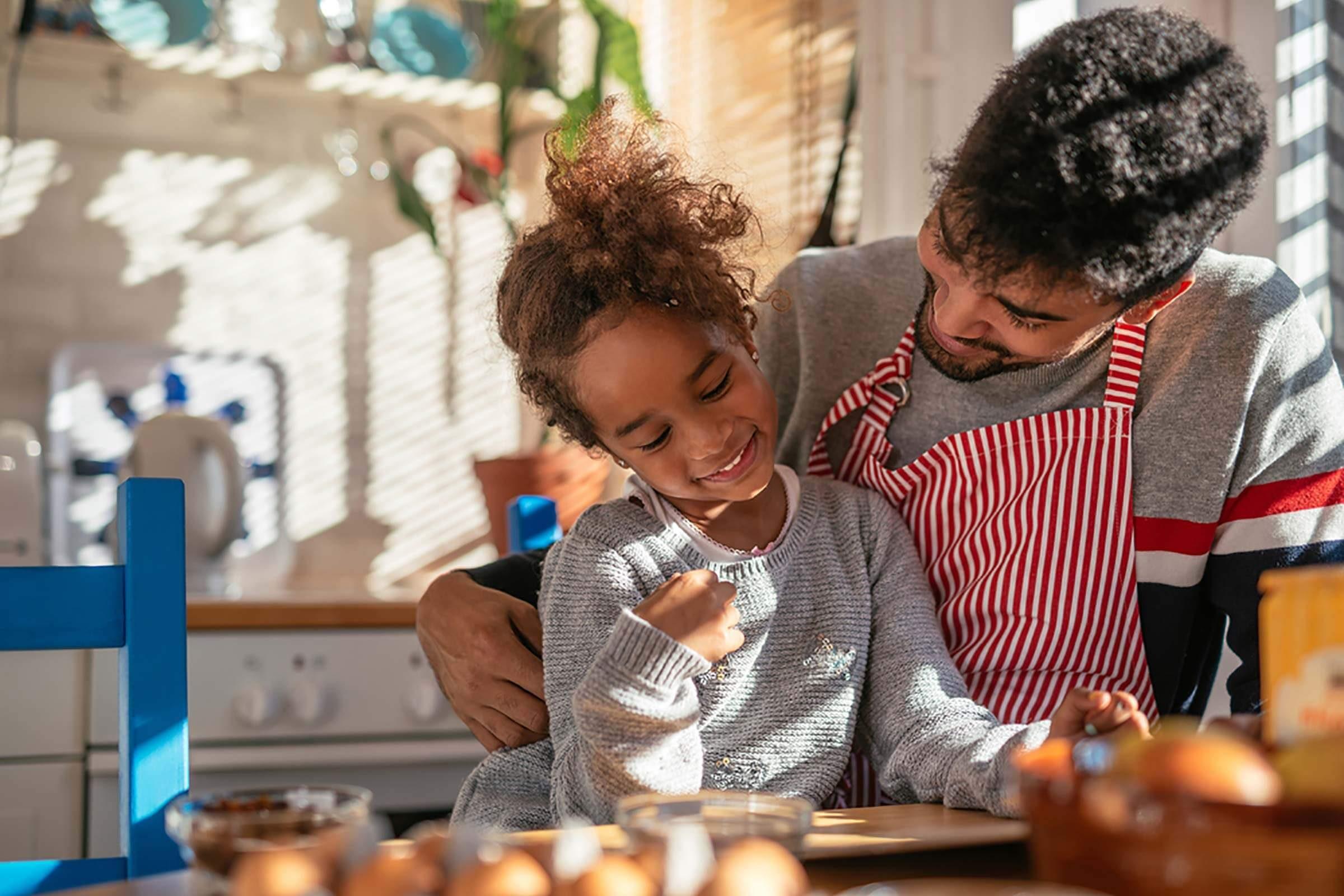 Famille monoparentale : La garde partagée, une bonne expérience
