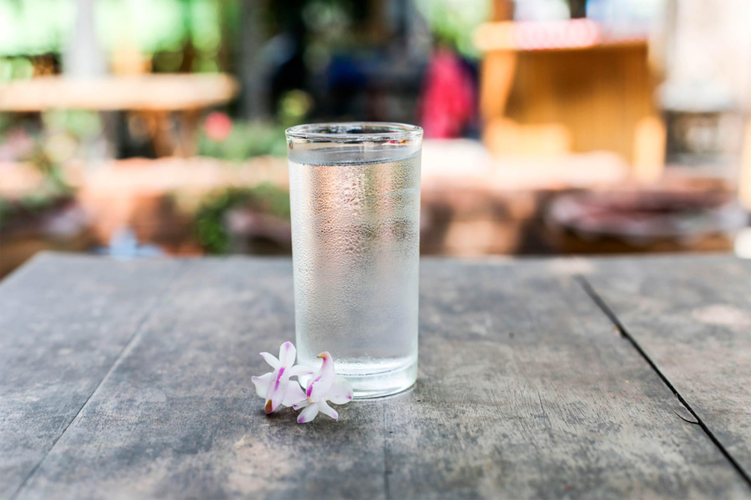 En voyage, gardez avec vous des pilules pour purifier l'eau