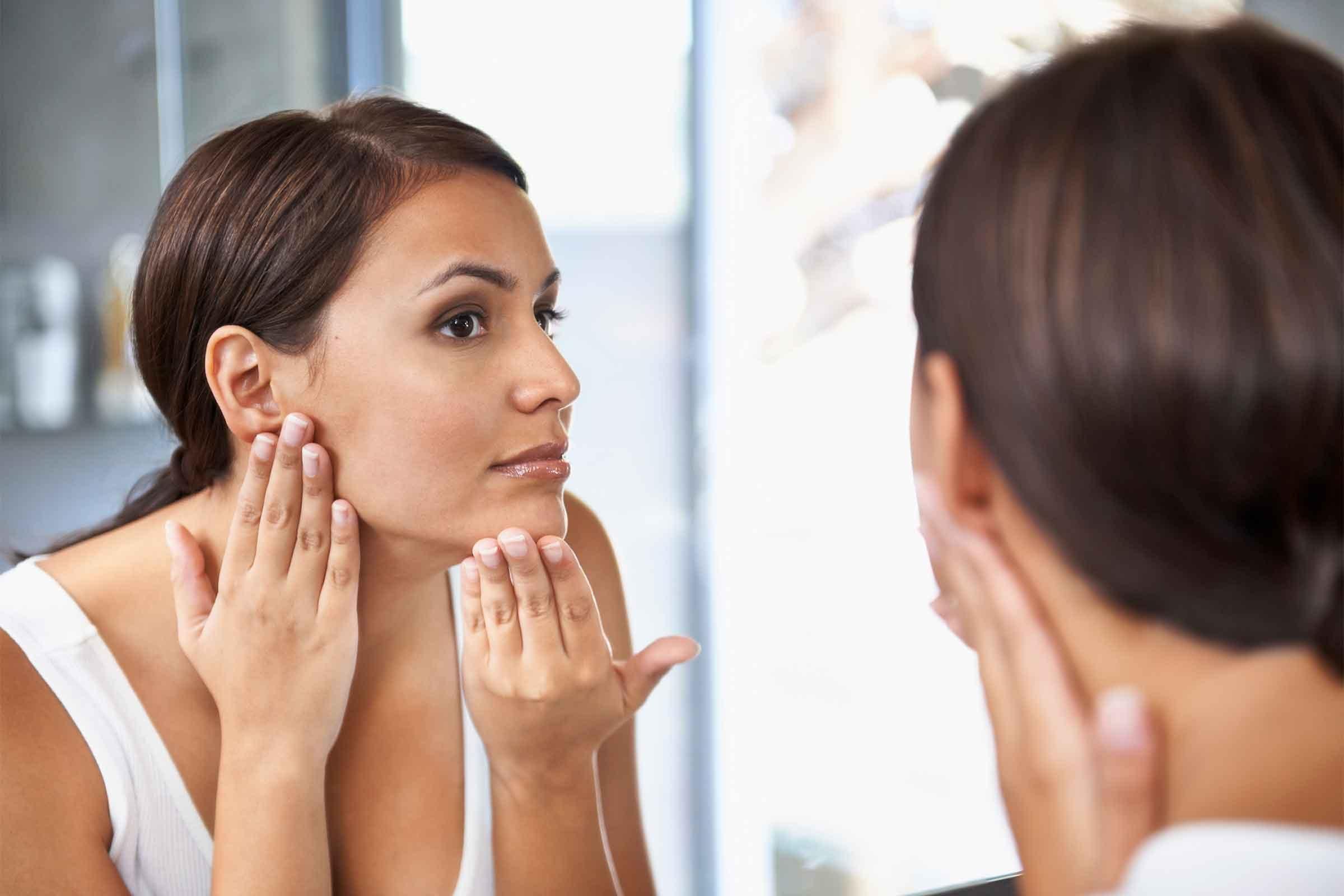 Offrir à votre peau un mini facial à saveur de pommes