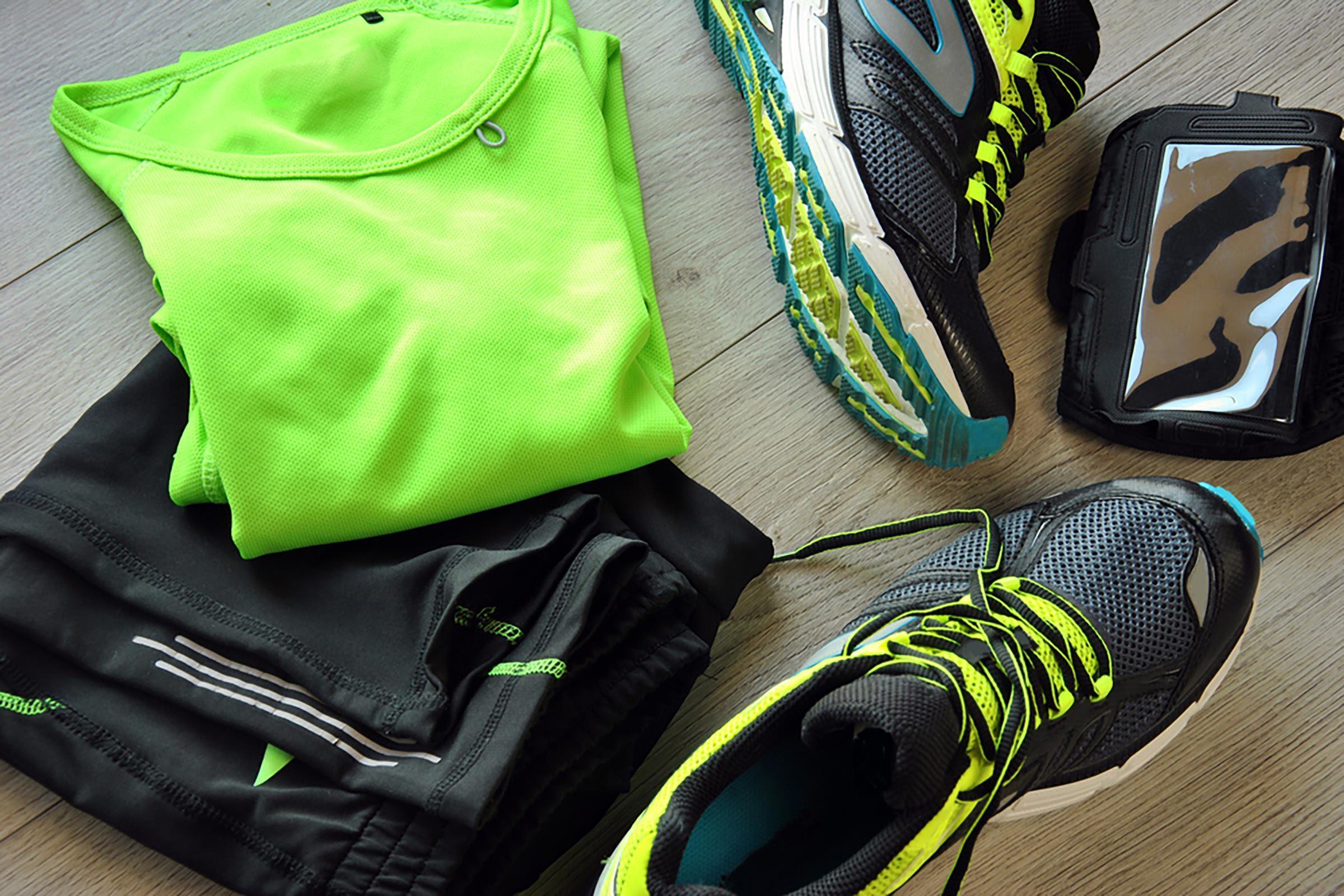 Conseil santé : apporter vos vêtements d'entraînement en vacances