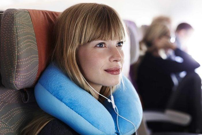 N'achetez pas votre coussins de nuque à l'aéroport