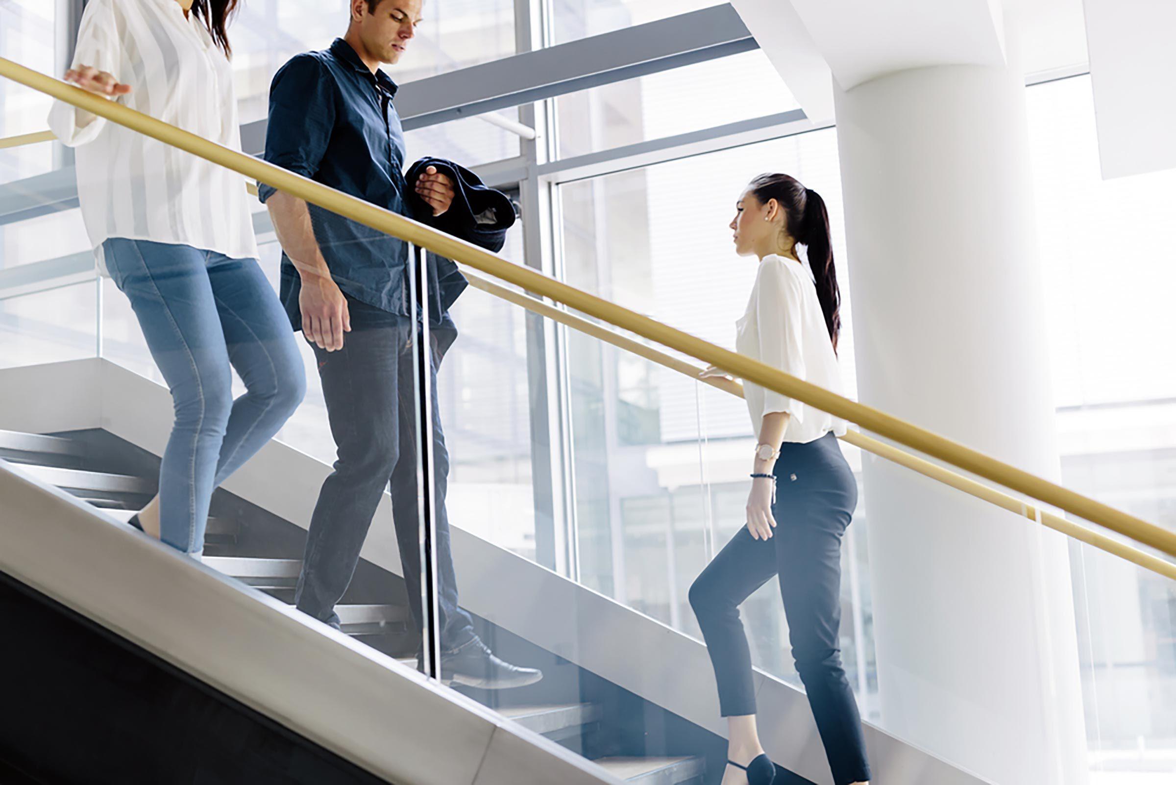 Conseil santé : prendre les escaliers