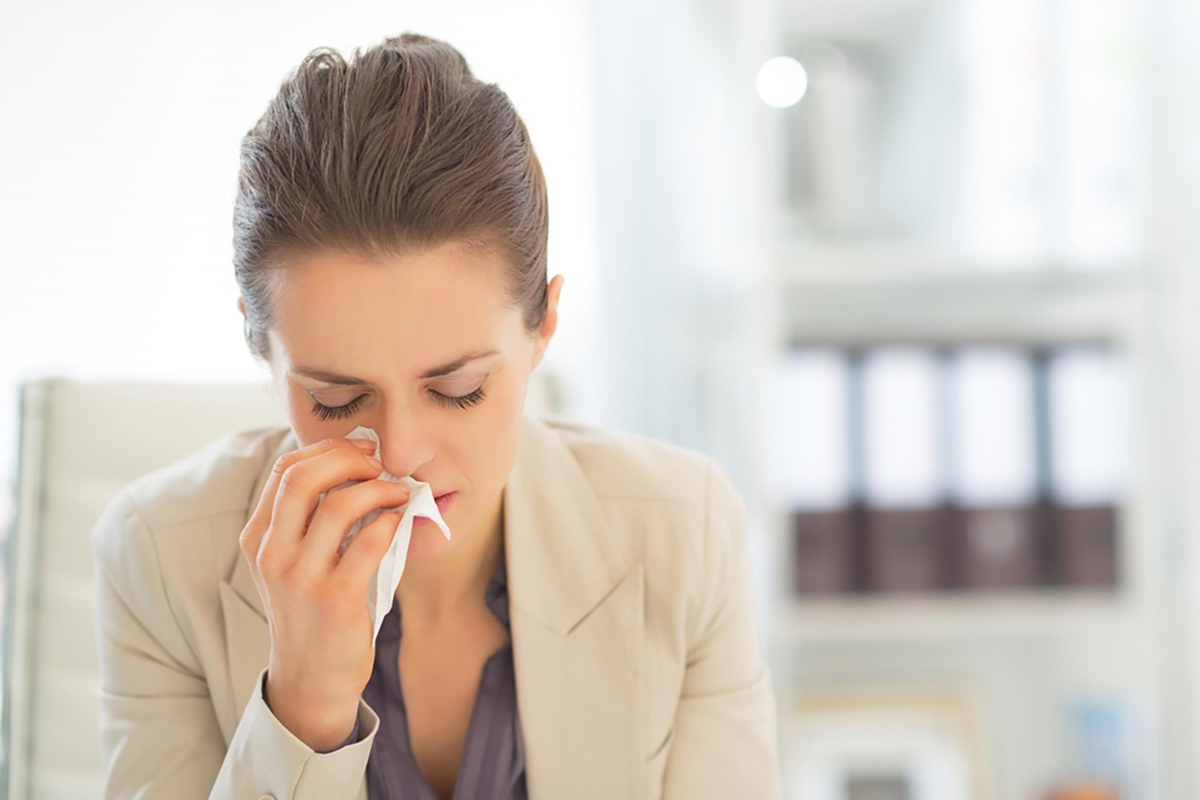 Conseil santé : ne pas aller au travail malade