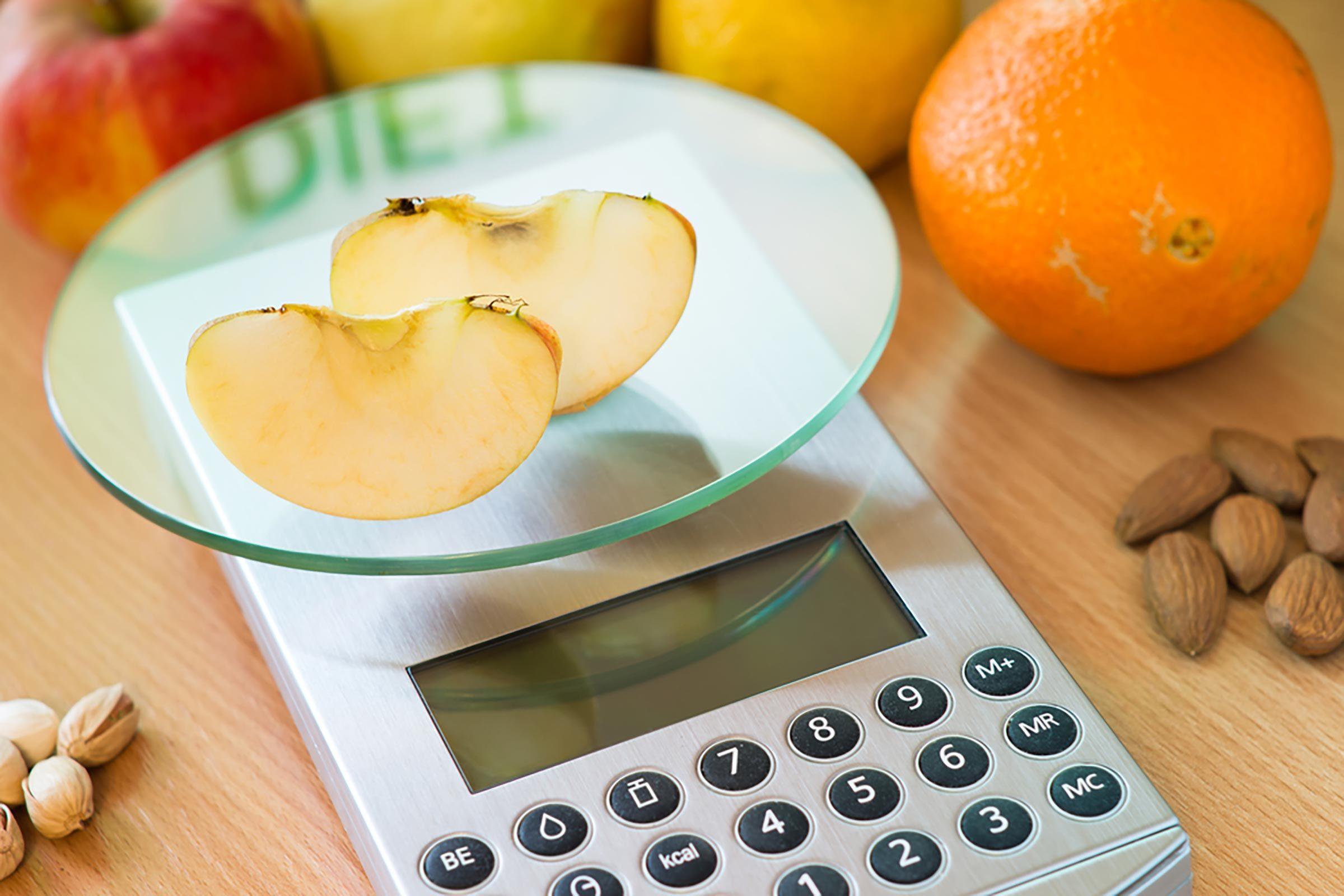 Conseil santé : peser vos portions