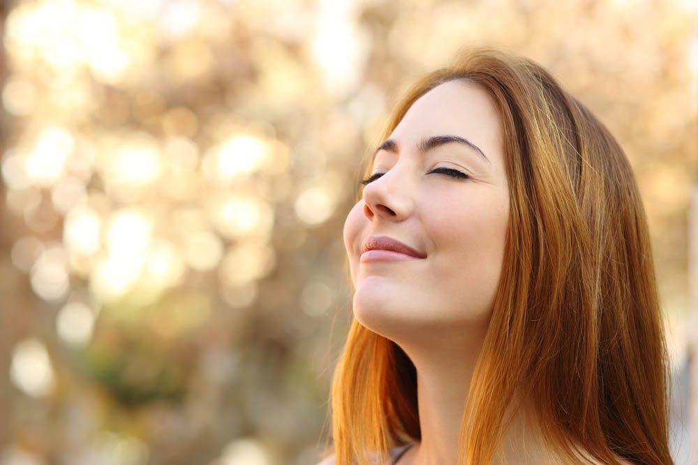 Alzheimer : alternez votre respiration d'une narine à l'autre.
