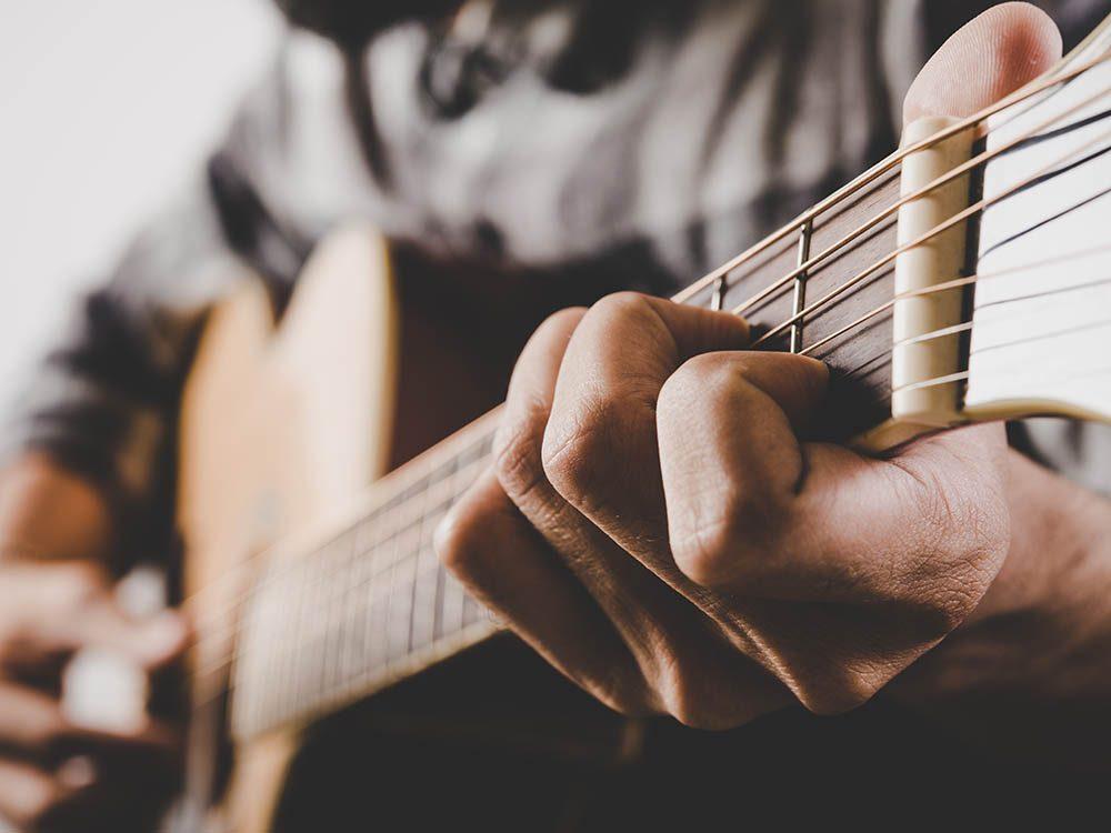 Alzheimer : jouez de la musique retarde le déclin cognitif.