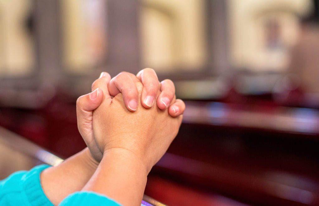 Pour se protéger de la maladie d'Alzheimer, priez.