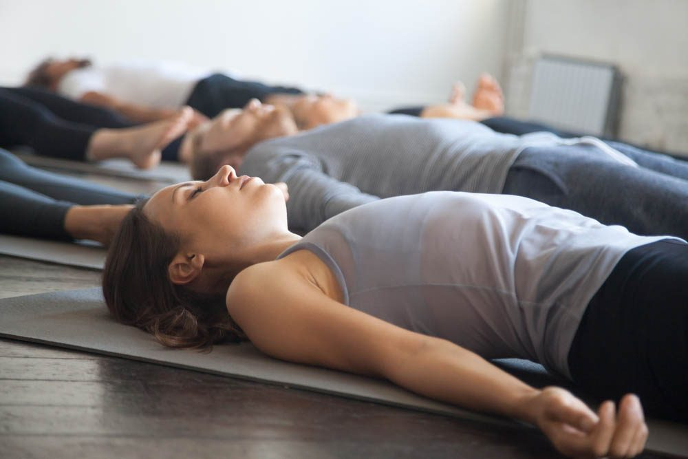 Alzheimer : relaxez avec le yoga nidra.